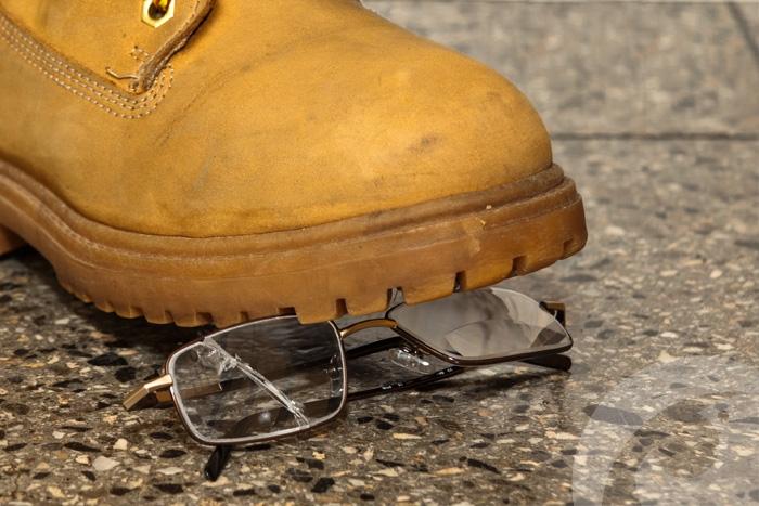 Ob Reparatur oder Notbrille alles ist möglich.