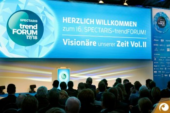 "SPECTARIS – trendFORUM 2017 ""Visionäre unserer Zeit Vol. II"""