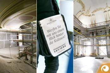 Staatsoper Berlin - auch im Bau einen Besuch wert