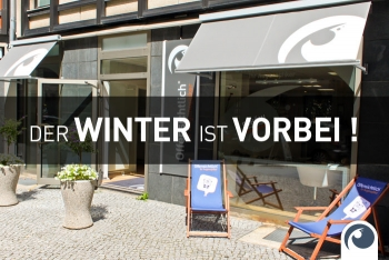 Der Winter ist Vorbei! - Frühling in Berlin