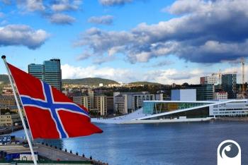 Das Offensichtlich Team in Oslo