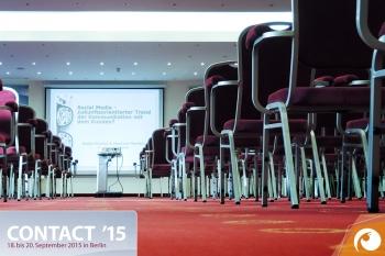 Die Contact'15 des VDCO in Berlin