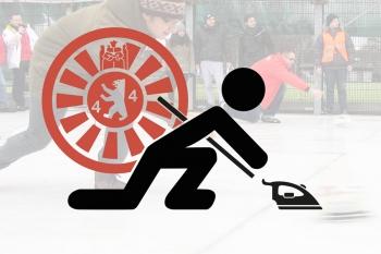 Bügeleisen Curling 2016 in Berlin vom Round Table 44 Berlin | Offensichtlich