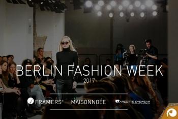 Offensichtlich zu Gast bei der Berliner Fashion Week!