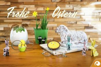 Das Offensichtlich Team wünscht Ihnen Frohe Ostern