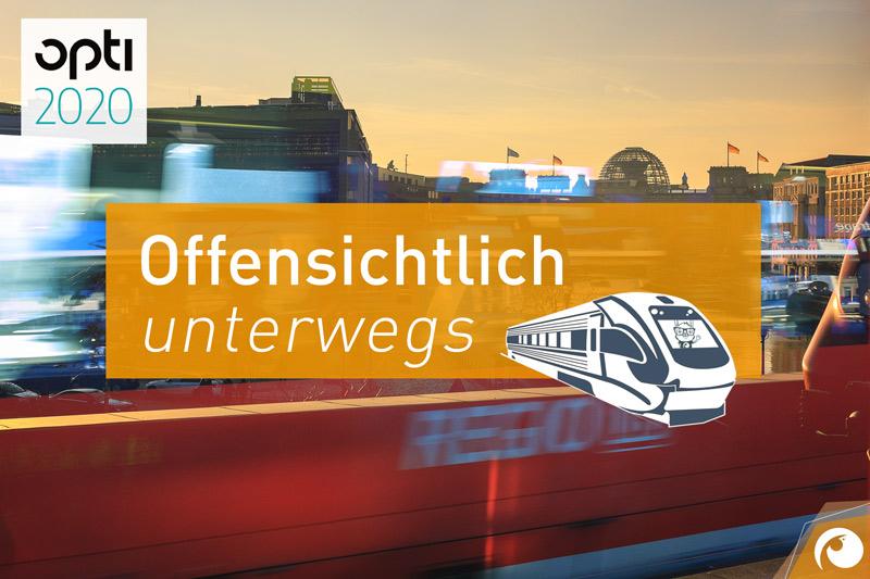 Wir sind auf dem Weg nach München und gespannt auf die Messe Highlights der Opti 2020