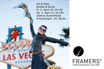 """Unser Tipp:  die Ausstellung """"art and eyes"""" #2 von Framers"""
