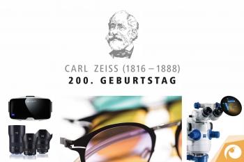 200 Jahre Carl Zeiss - Vom Handwerker zum Unternehmer | Offensichtlich Berlin