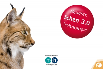 Spectacle lenses made with Sehen 3.0 | Offensichtlich - your optician