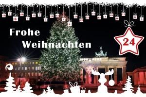 Wir wünschen frohe Weihnachten! .. und einen guten Rutsch!