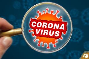 CORONA - Wir sind für Sie da