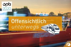 Opti 2020 | Offensichtlich auf dem Weg nach München